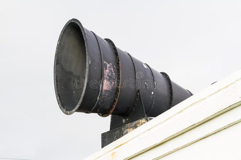 Foghorn stock photos