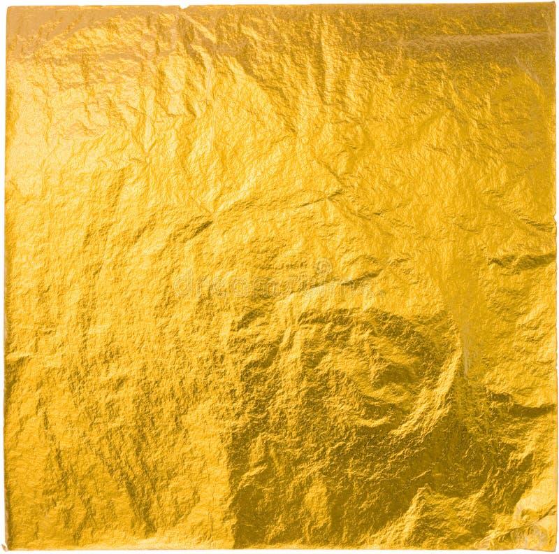 Foglia di oro