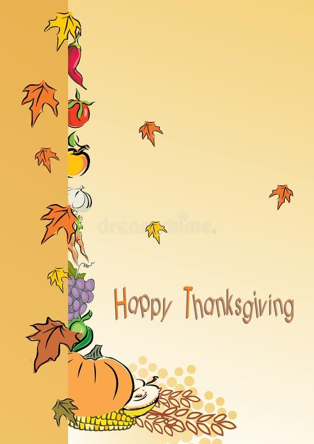 Fogliame di ringraziamento