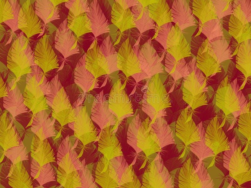 Foglie di lerciume di autunno fotografia stock libera da diritti