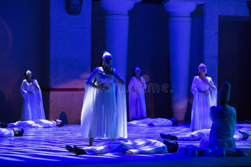 Fogo de Anatolia fotos de stock royalty free