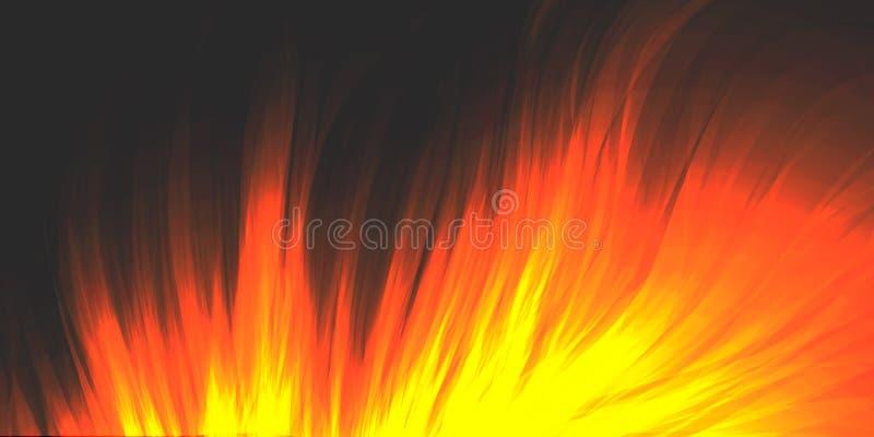 Fogo de queimadura, chama de ardência, fundo foto de stock royalty free