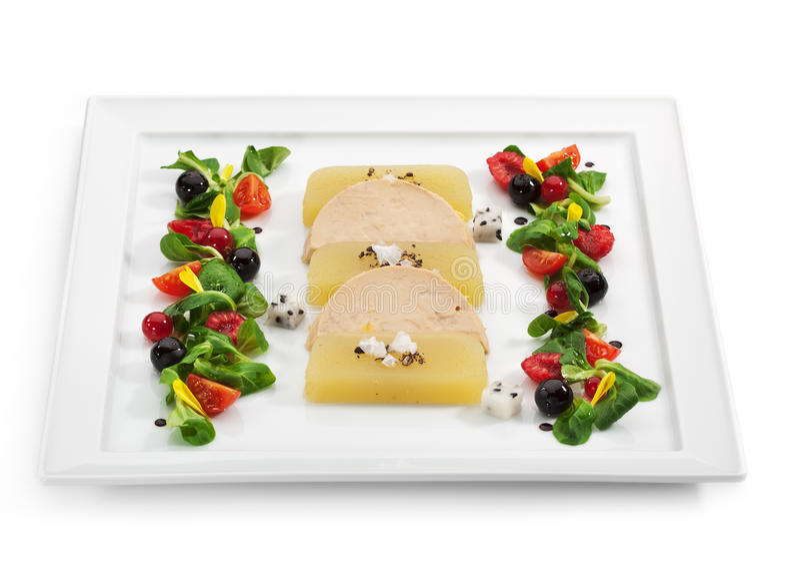 foie gras στοκ εικόνες