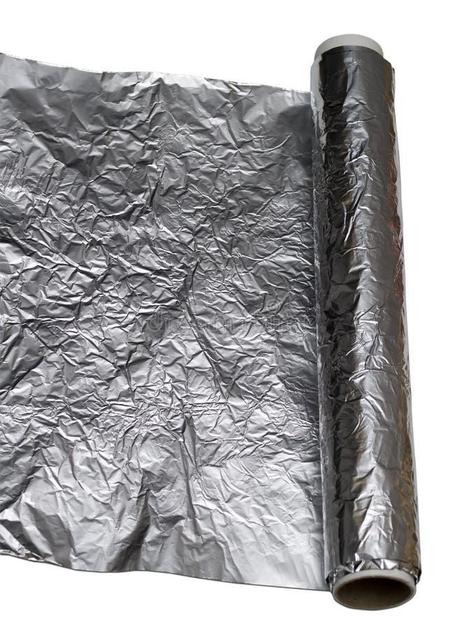 Download Foil stock image. Image of aluminum, contrast, heat, macro - 17955481