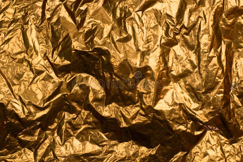 Foil abstract texture royalty free stock images