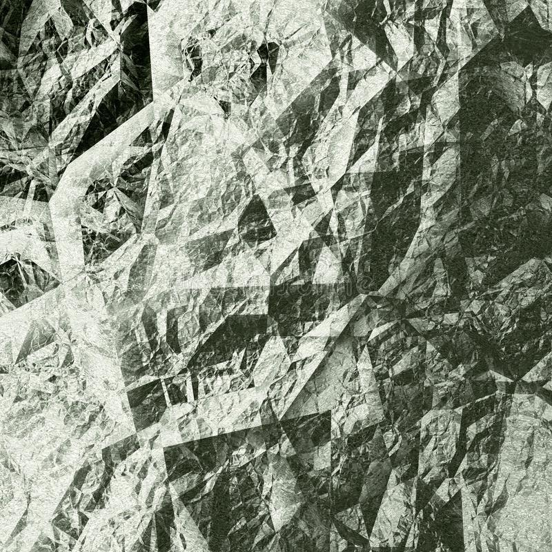 Foil Background stock illustration