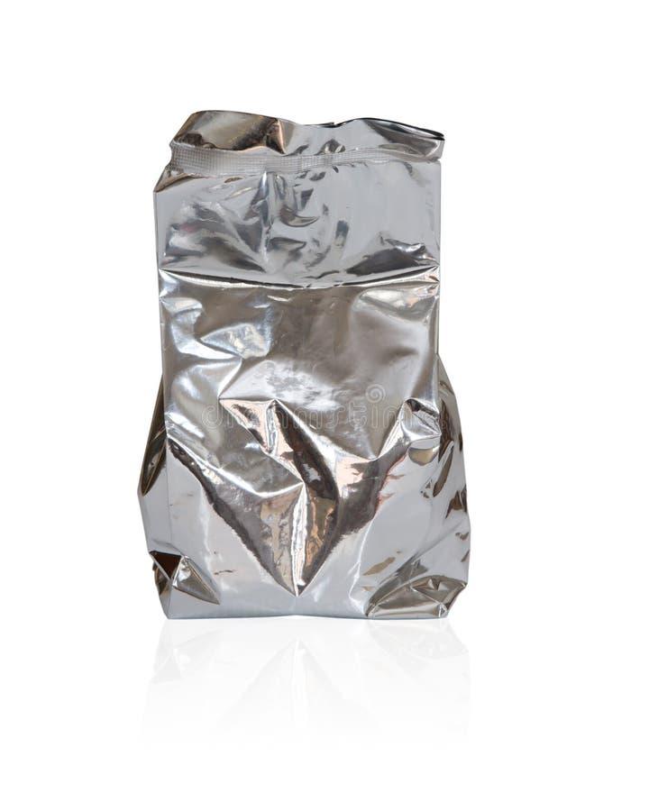 Foil Bag Stock Photography
