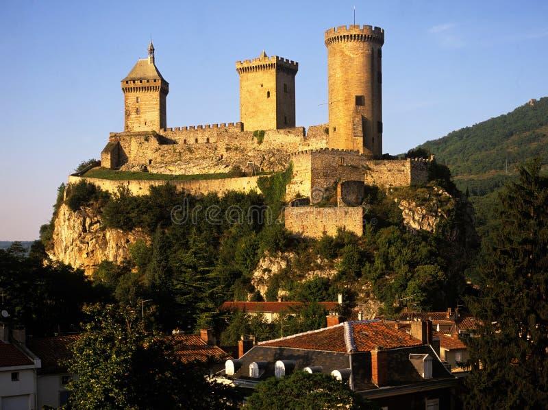 Foix stockfoto