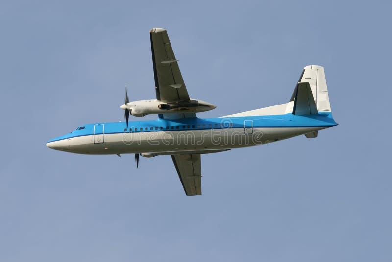 Fokker 50 stock foto's