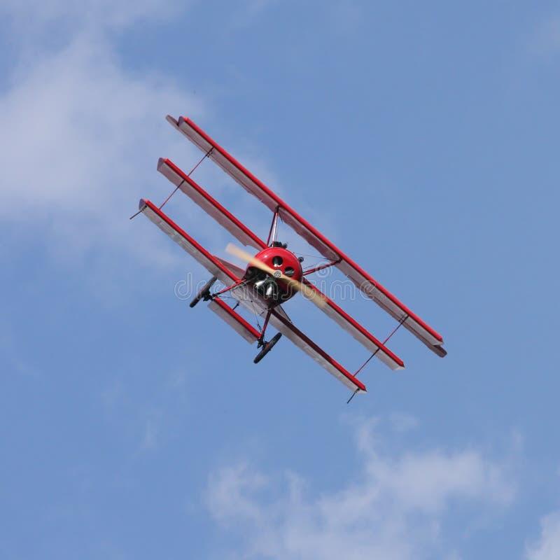 Fokker Dr.1 imagen de archivo