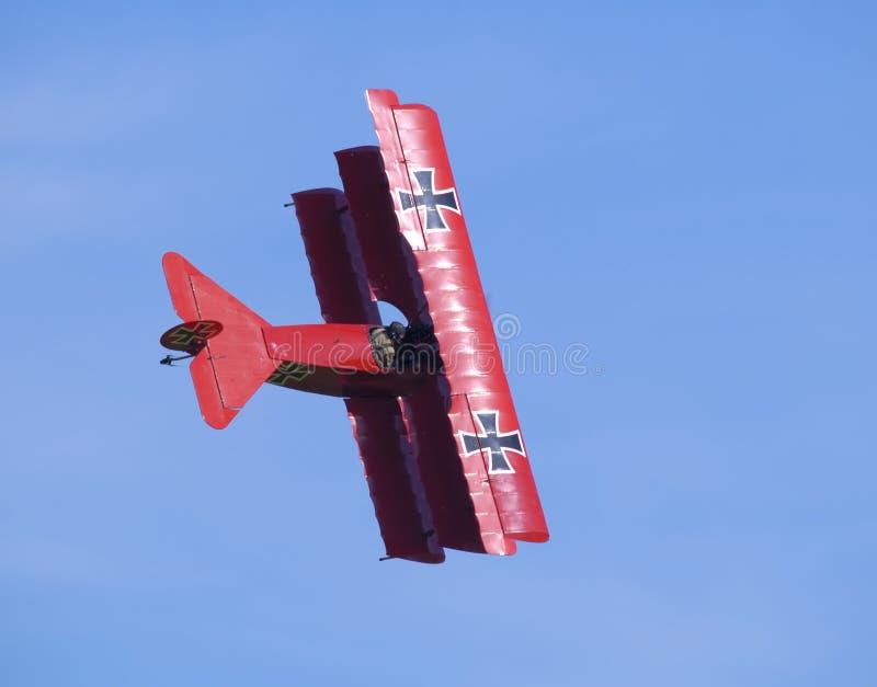 Fokker Dr.1 Dreidecker fotografía de archivo libre de regalías