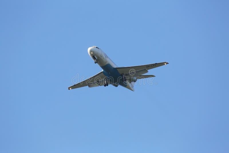 Fokker F70 imagen de archivo