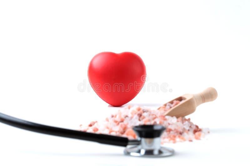 Fokus auf dem Herzen lizenzfreie stockfotos