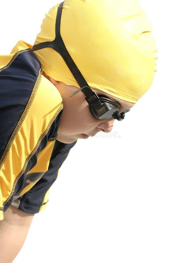 Download Fokus auf dem Traum stockbild. Bild von fokus, athletisch - 29989