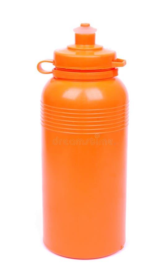 Folâtre la bouteille d'eau images stock