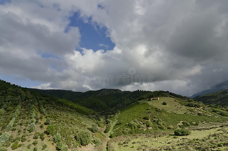 Download Fold Of Pastors In The Countryside Of Lula Royalty Free Stock Images - Image: 29094509