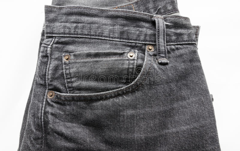 Download Folded blue jean stock image. Image of closeup, fashion - 39512889