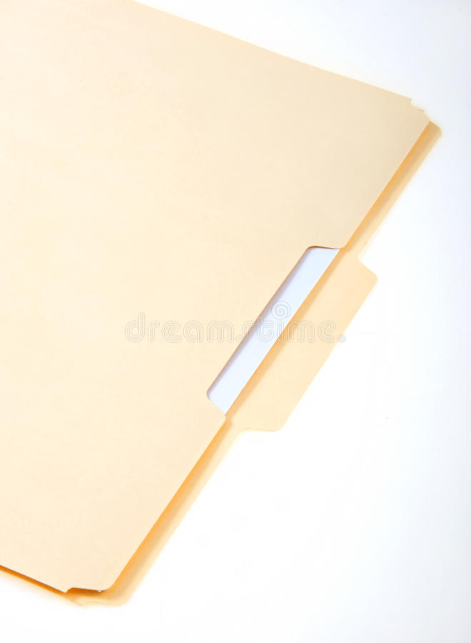 Download Folder stock photo. Image of white, folder, paper, still - 14569200