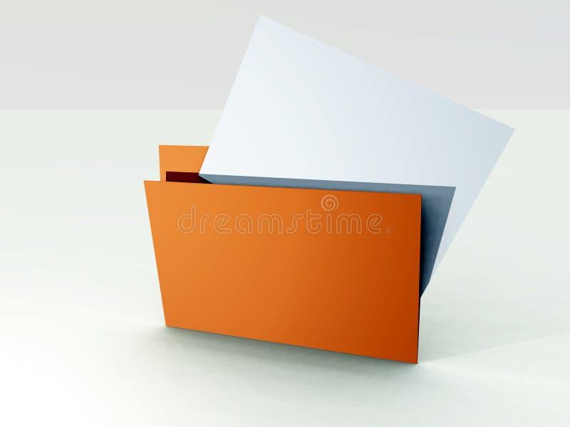 Folder 21 Royalty Free Stock Images