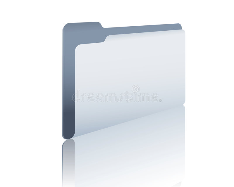 Folder vector illustration