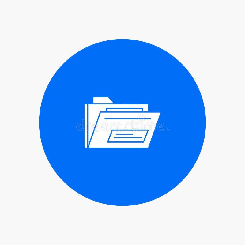 Folder, File, Zip, Rar royalty free illustration