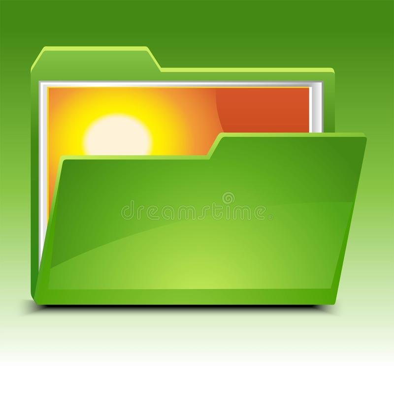 Download Folder icon stock vector. Illustration of tool, design - 15140423