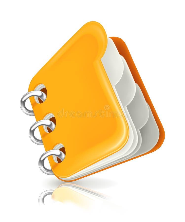 Download Folder  icon stock vector. Image of folder, data, archives - 17326966