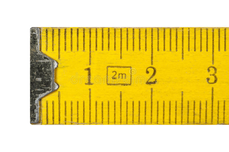 Download Folding Meter Stick Royalty Free Stock Image - Image: 17294096