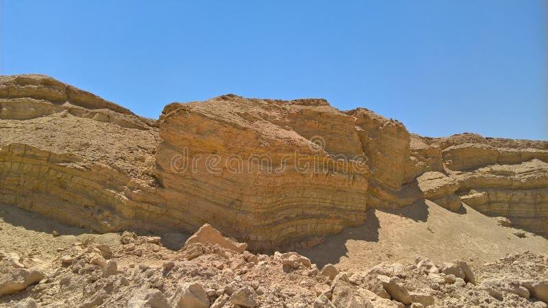 Folds (Mountain) stock image