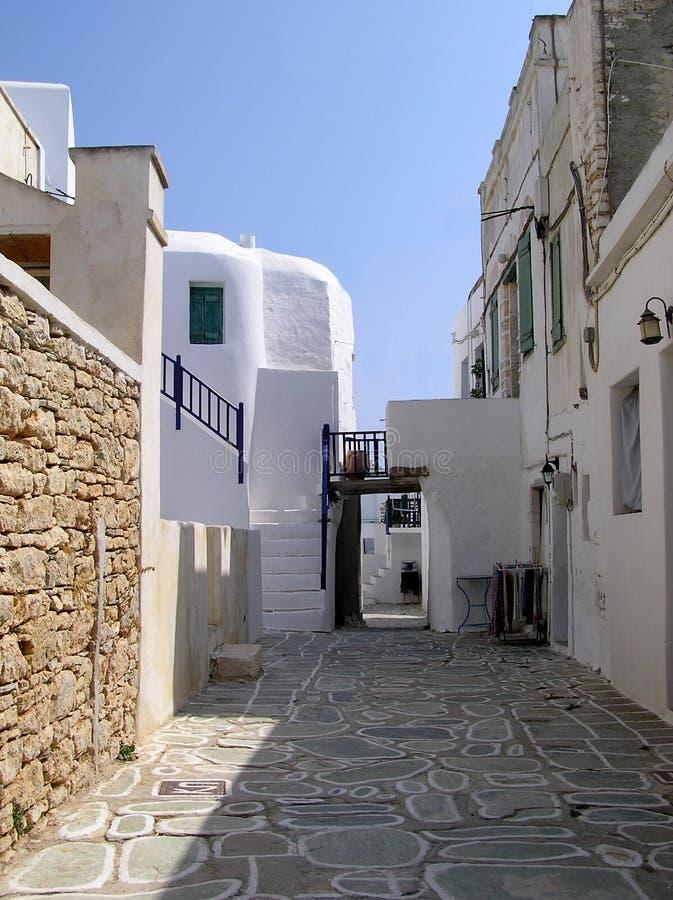 folegandros希腊海岛 图库摄影