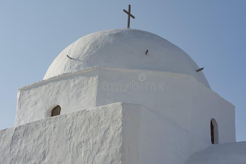 FOLEGANDROS ISLAND, GREECE. FOLEGANDROS ISLAND, THE CHORA - CYCLADES ISLANDS GREECE stock photography