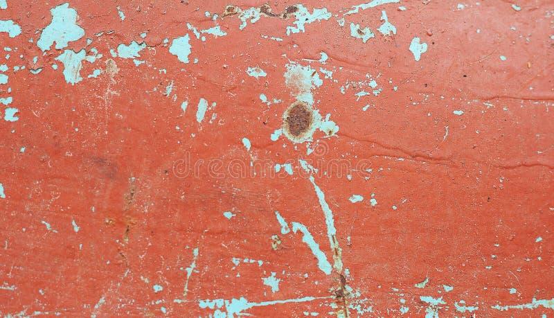 Folha de metal oxidada colorida Textura do metal do grunge ou fundo velho, textura industrial para o fundo abstrato fotos de stock