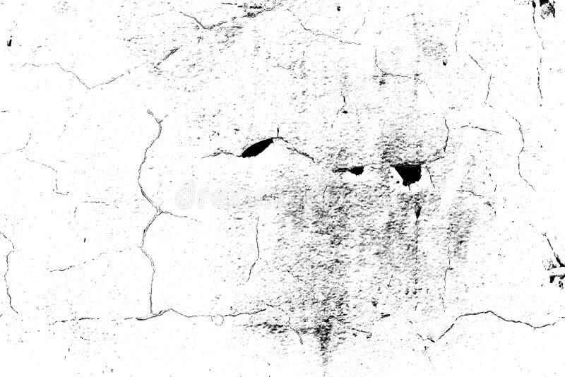 Folha de prova da textura ou da sujeira da part?cula de poeira e da gr?o de poeira ilustração royalty free