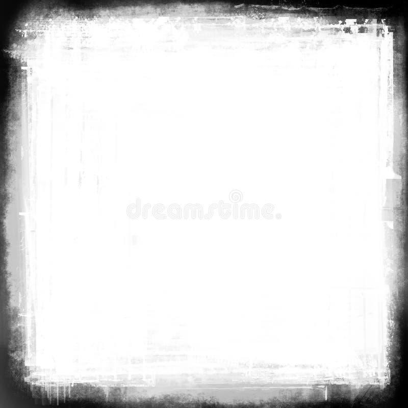 Folha de prova de Grunge ilustração stock