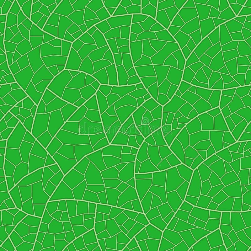 Folha (papel de parede sem emenda do vetor)