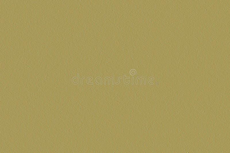 Folha vazia pintada da mostarda da madeira compensada, cor amarelo-marrom imagem de stock