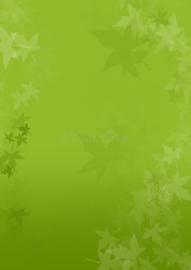 Folhas Imagem de Stock Royalty Free