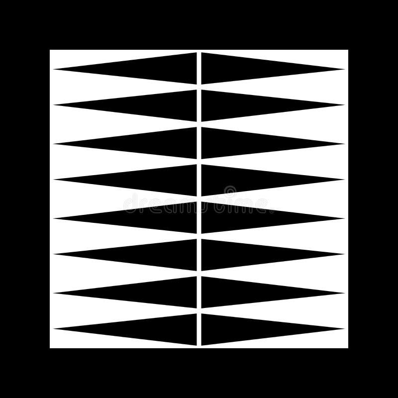 Folhas de prova de Picsart Papel, compartimentos E ilustração do vetor