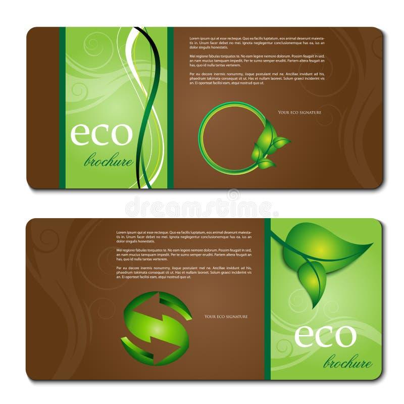 Folheto da promoção de Eco