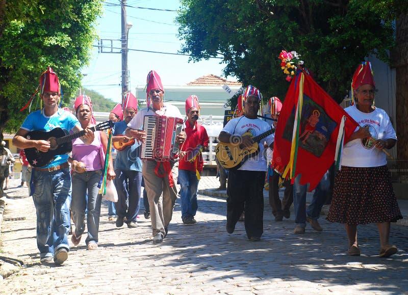 Folia De Reis w Brazil_20 fotografia stock