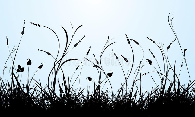 Foliage stock illustration
