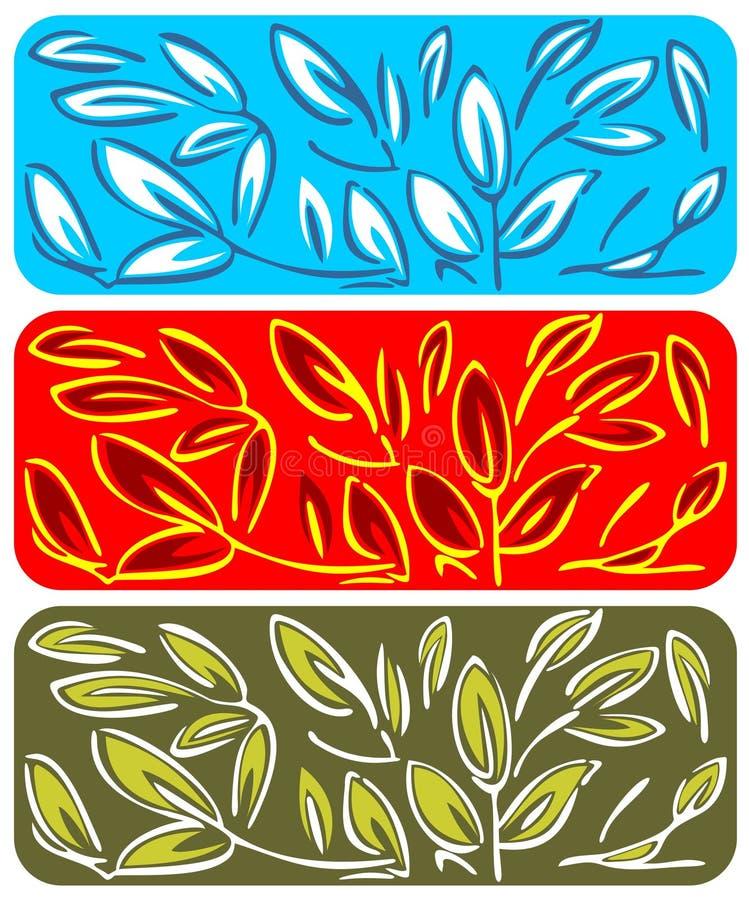 Free Foliage Pattern Stock Photos - 7965313