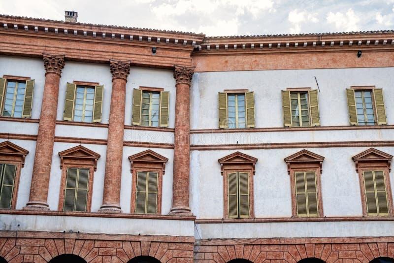 Foligno Perugia, Italië stock foto's