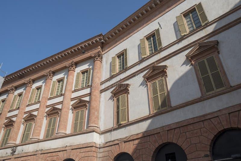 Foligno Perugia, Italië stock fotografie