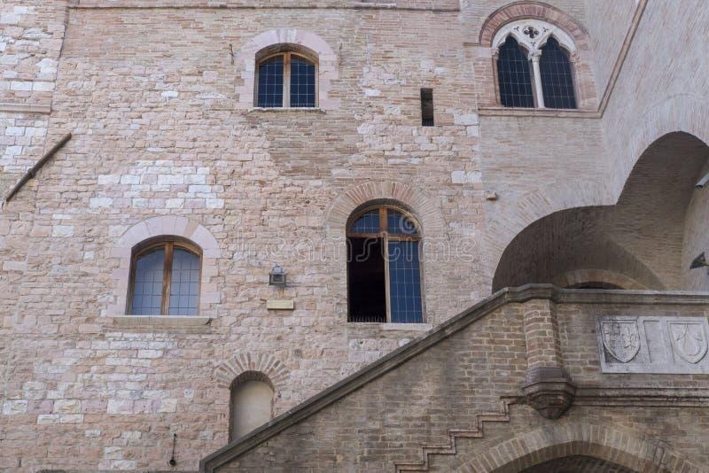 Foligno Perugia, Italië royalty-vrije stock fotografie