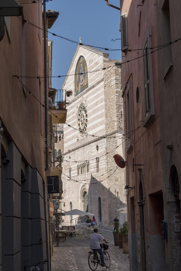 Free Foligno Perugia, Italy, Cathedral Stock Images - 109537774