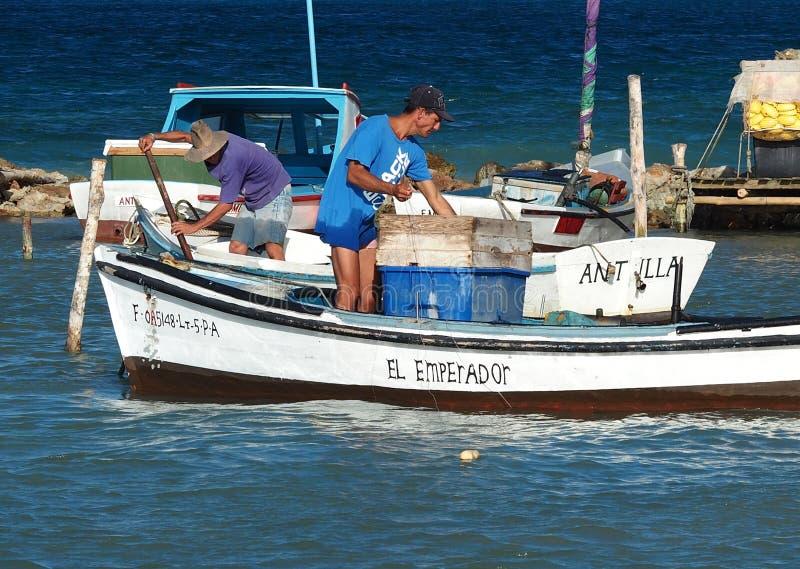 Folk av Kuban royaltyfria bilder