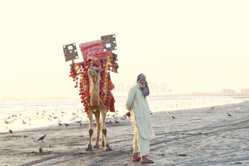 Folk av Pakistan arkivfoton