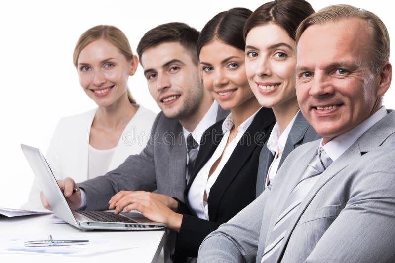 folk för affärsgrupp arkivfoto