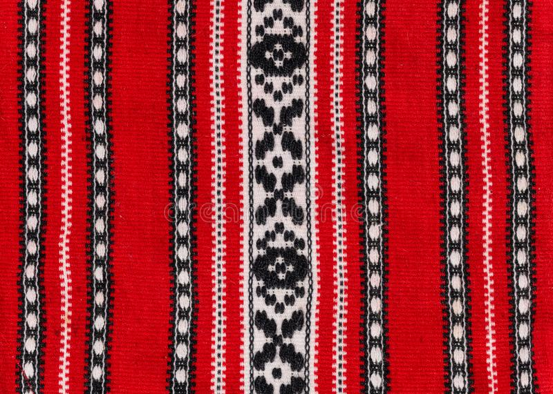 Folk Pattern Design stock photo